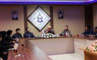 مصاحبه مطبوعاتی پروفسور علی اکبر رجبی رییس دانشگاه شمس