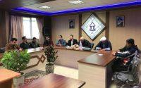 نشست صمیمی ریاست محترم «پردیس دانشگاهی شمس گنبد کاووس» با اعضا هیأت رئیسه و کارکنان خدوم این دانشگاه