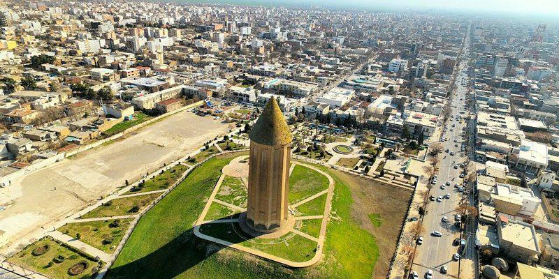 دهم تیرماه روز ثبت جهانی برج قابوس و روز ملی گنبد کاووس مبارک باد.