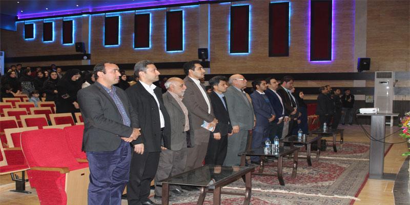 جشن معارفه دانشجویان ورودی ۹۷ پردیس دانشگاهی شمس