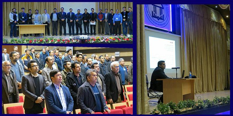 برگزاری دوره آموزشی مقاوم سازی سازه ها در موسسه آموزش عالی شمس