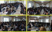 نخستین روز برگزاری امتحانات پایان ترم موسسه آموزش عالی شمس در نیمسال اول سال تحصیلی ۹۸-۹۷
