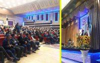 گردهمایی جامعه سوارکاری استان گلستان با حضور ریاست محترم فدراسیون سوارکاری کشور در موسسه آموزش عالی شمس