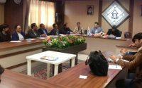 برگزاری جلسه شورای آموزشی دانشگاه شمس باحضور معاون آموزشی و پژوهشی