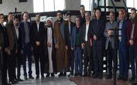 برگزاری جلسه هیات امنای موسسه آموزش عالی شمس و آیین افتتاحیه باشگاه بدنسازی؛ دوشنبه ۲۷ اسفند ۱۳۹۷