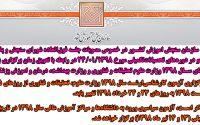 اطلاعیه سازمان سنجش در خصوص تعویق زمان برگزاری برخی از ازمونهای سال ۱۳۹۸