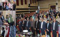 همایش تجلیل از پیشکسوتان و هنرمندان صنایع دستی شهرستان گنبدکاووس