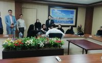 طرح ملی کنترل فشار خون در موسسه آموزش عالی شمس گنبد نیز انجام شد