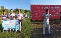 کسب مقام دومی محمد زارعی در مسابقات تیم ملی ارتش های جهان در رشته سه گانه