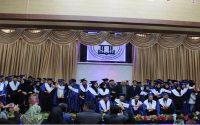 جشن دانش آموختگان پردیس دانشگاهی شمس باحضور هیات امنای محترم و مسئولین دانشگاه