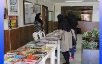  برگزاری نمایشگاه کتاب به مناسبت هفته پژوهش