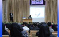 برگزاری همایش آشنایی با بازار کار رشته حقوق و معرفی حرفه وکالت به کوشش انجمن علمی حقوق