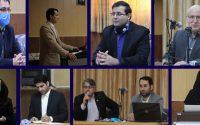 جلسه معارفه گروه های مهندسی کامپیوتر، برق ، مکانیک ، حسابداری ، معماری ، عمران و حقوق